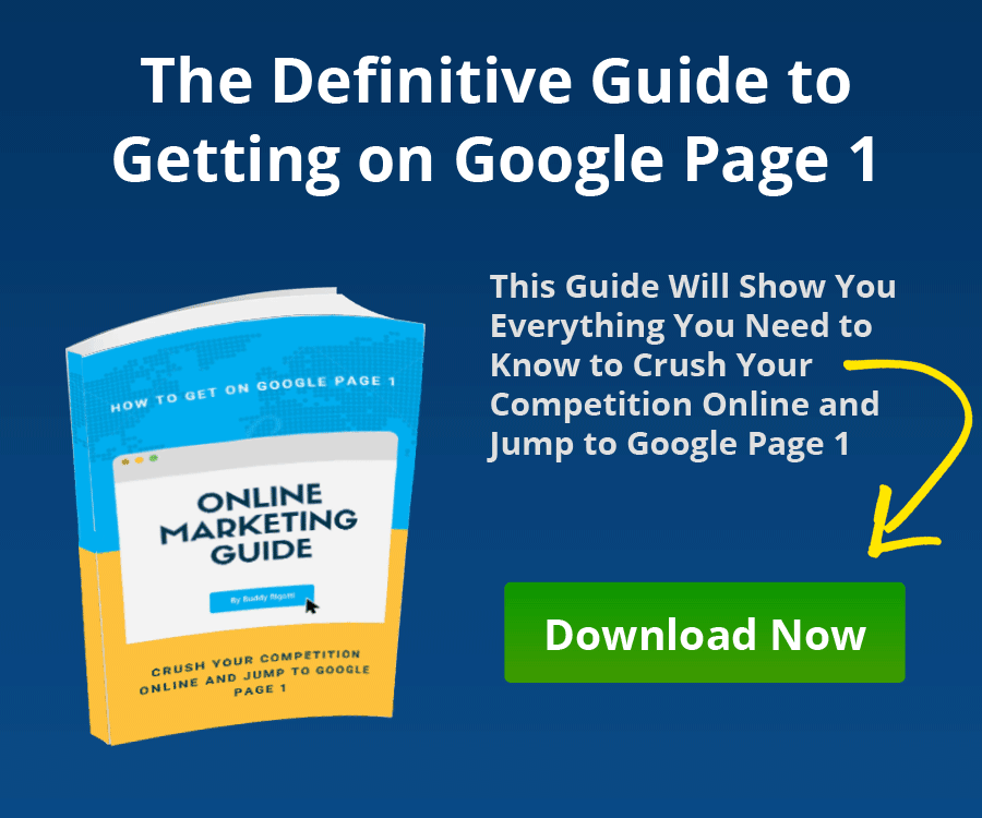 Beginners Guide to Ranking on Page 1 of Google